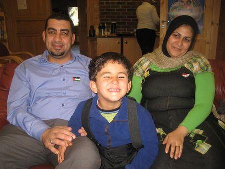 Ammars familie red